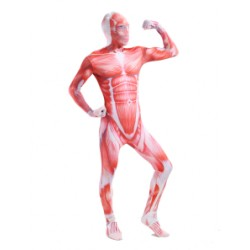 Muscle Zentai Suit
