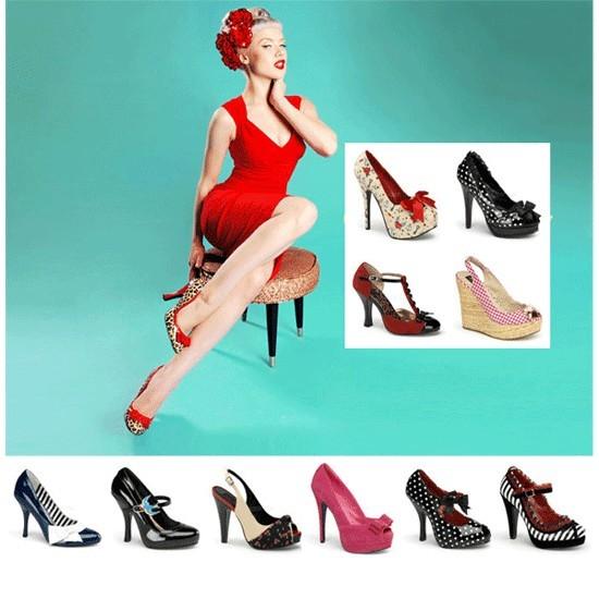 Pin Up Footwear